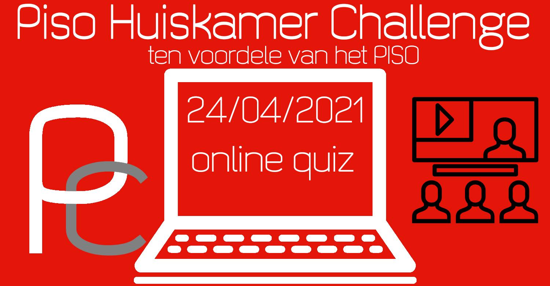 Piso Huiskamer Challenge
